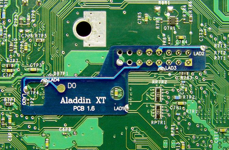 Aladdin Xt Plus 2 Install Guide